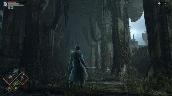 El nivel de detalle, los 60 FPS y la iluminación, todo luce a la perfección. - Demon's Souls
