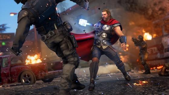 Marvel's Avengers: Square Enix confirma que siguen teniendo pérdidas con el juego