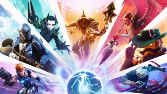Fortnite - Temporada 5: Todas las nuevas armas y sus rarezas. ¡Llega un arsenal de mercenarios!