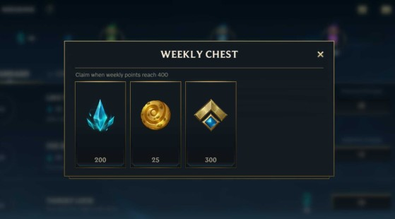 Los cofres semanales de Wild Rift nos aportan recompensas extra - Wild Rift
