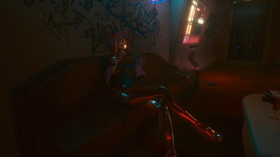 Cyberpunk 2077: Así puedes encontrar a Lizzy Wizzy, el alter ego de la cantante Grimes