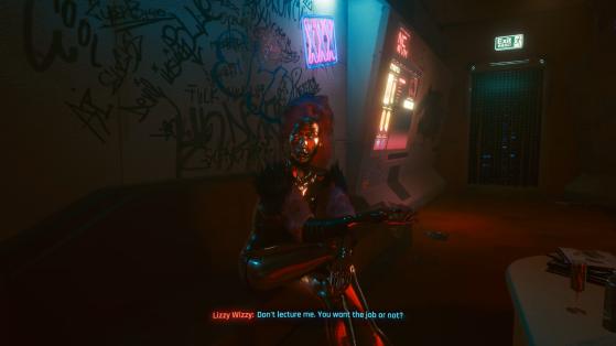 Crédito: CD Projekt RED - Cyberpunk 2077