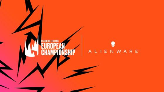 LoL: Alienware seguirá siendo partner principal de LEC en 2021
