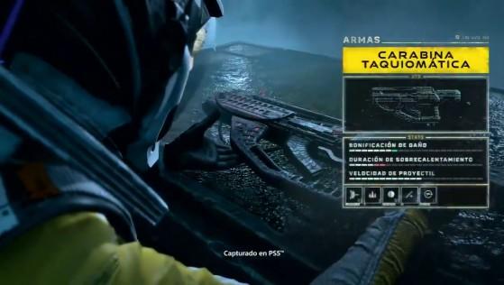 PS5: Returnal presenta sus armas marcianas en un tráiler repleto de acción y doblado al español