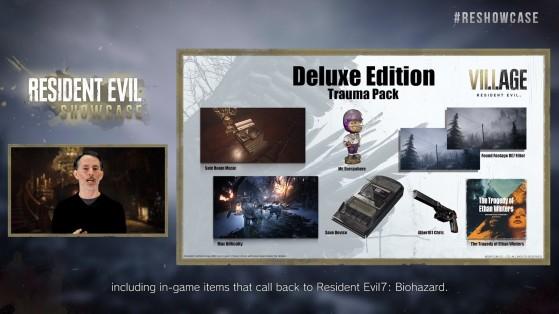 Edicion Deluxe - Resident Evil Village