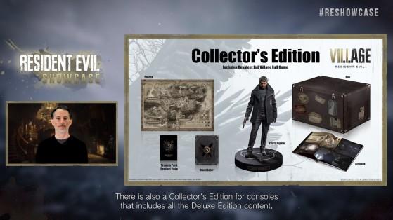 Edición coleccionista - Resident Evil Village