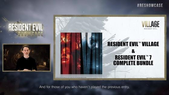 Pack RE 7 + RE 8 - Resident Evil Village