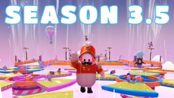 La Mid-Season 3 de Fall Guys llega cargada con una nueva prueba gratis y más de 40 actualizaciones