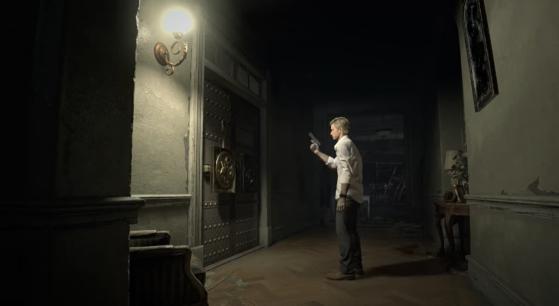 Resident Evil 7 es alucinante en la clásica tercera persona y... ¡mostrando el rostro de Ethan!
