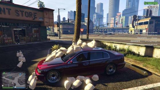 GTA Online: Jaque mate a los tramposos por presiones de Take-Two a los creadores de los trucos