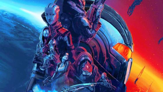 Mass Effect Legendary Edition no quiere que miremos el trasero de Miranda y Bioware toma medidas