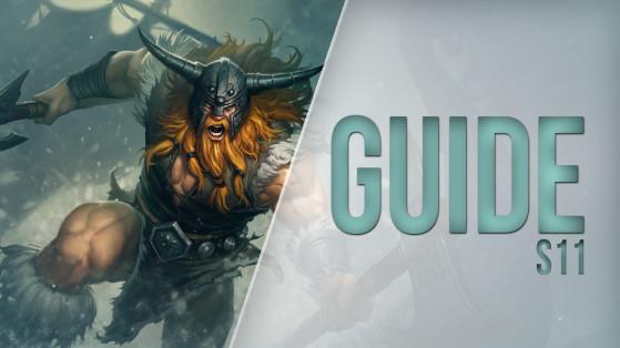 LoL - Guía de Olaf jungla: Counters, build, runas, trucos y consejos