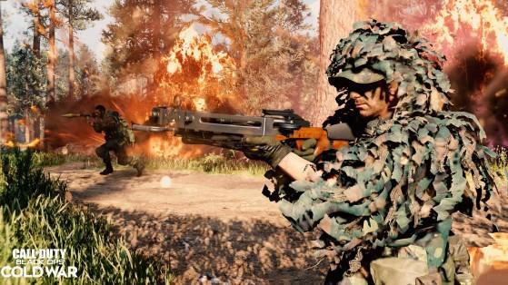R1 Shadowhunter. - Call of Duty Warzone