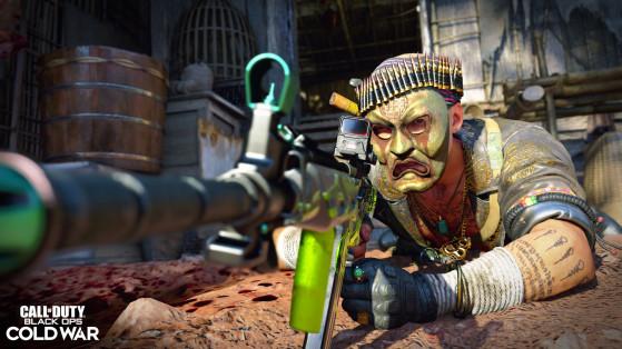 Naga. - Call of Duty Warzone