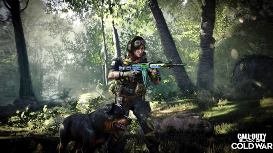 Maxis. - Call of Duty Warzone