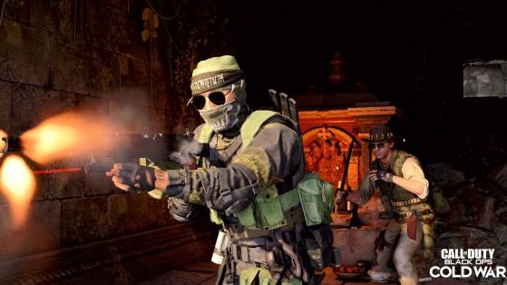 Machete. - Call of Duty Warzone