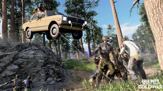 Sedan. - Call of Duty Warzone