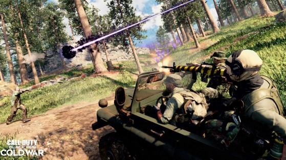 Camioneta ligera. - Call of Duty Warzone