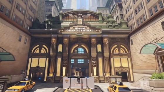 Nueva York - Overwatch
