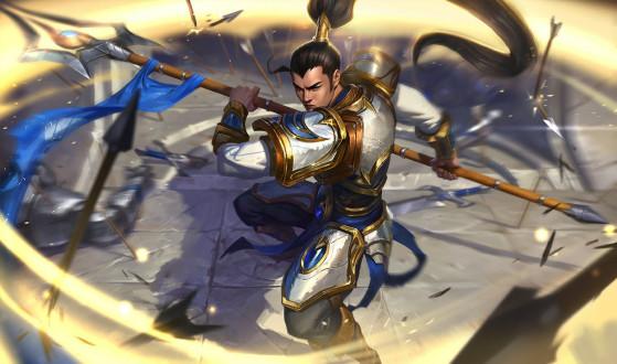 LoL: Riot prepara un minirework de Xin Zhao para que todos le demos una oportunidad