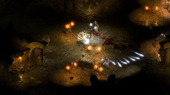 Diablo II Resurrected: La comparativa con el original que necesitas ver para decidirte a comprarlo