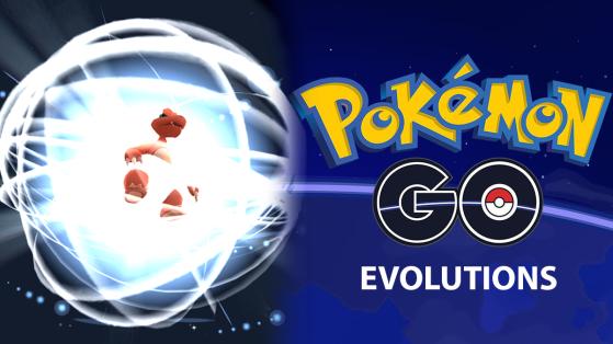 Evoluciones en Pokémon GO