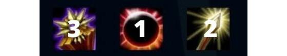 Eclipse > Hoja del zenit > Escudo del amanecer - Wild Rift