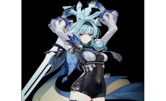 Eula - Genshin Impact
