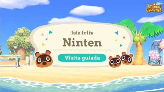 Animal Crossing: Anímate a presumir de isla con la Herramienta de Promoción Insular
