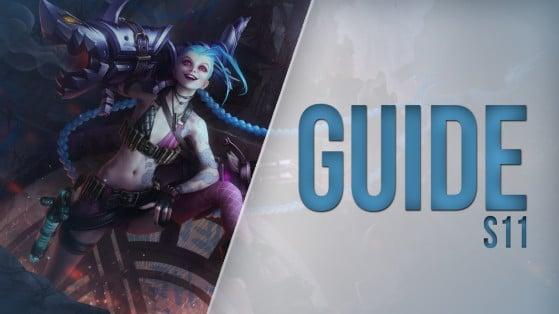 LoL: Guía de Jinx ADC con Runas, Objetos, Cómo Jugar y Consejos