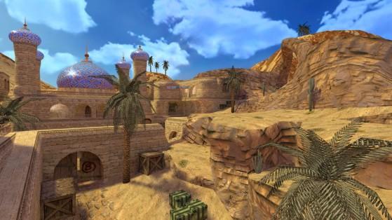CSGO: Así es la versión definitiva de Dust 2 creada por un fan para celebrar el 20 aniversario