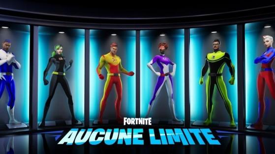 Fortnite: Las skins de superhéroes están disponibles en la tienda del 13 de abril de 2021