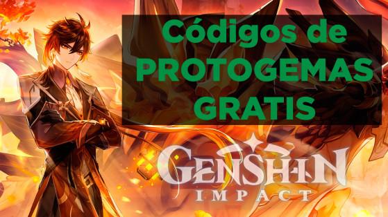 Genshin Impact: 6 nuevos códigos de protogemas y mora gratis en abril por la versión 1.5 del juego