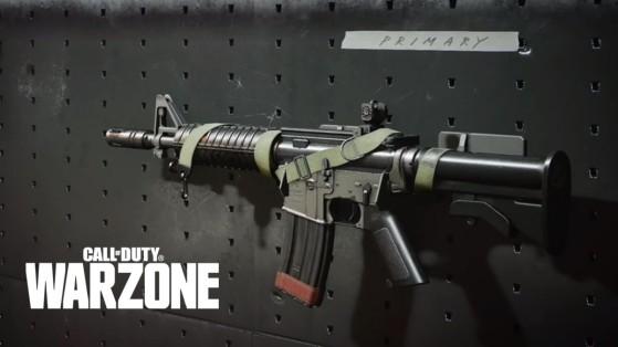 Warzone: La clase con la XM4 que confirma la nueva forma de jugar basada en las armas de Cold War