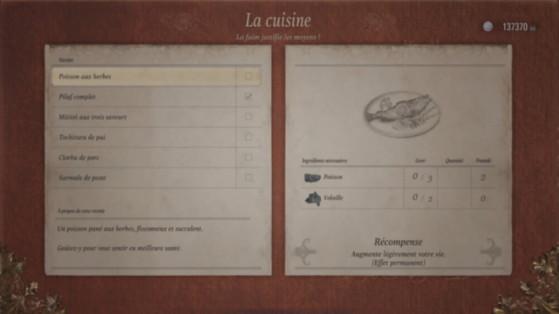 Guía de cocina de Resident Evil Village: todo lo que necesitas saber sobre la cocina del Duque