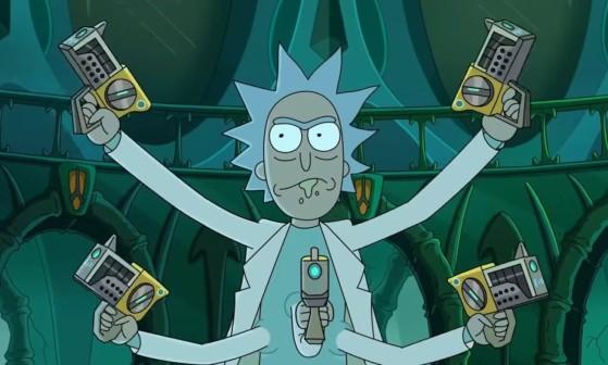 Fortnite Temporada 7: Más armas y objetos de Rick y Morty están al caer y ya puedes echarles un ojo