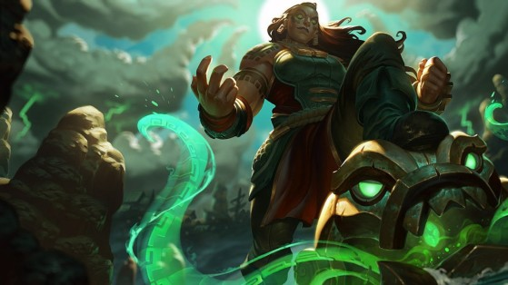 Illaoi será la prueba definitiva de estos cambios - League of Legends