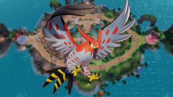Pokémon Unite: Guía de Talonflame. Mejores objetos, ataques y consejos