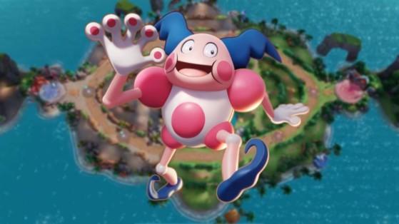 Pokémon Unite: Guía de Mr. Mime. Build con los mejores objetos, ataques y consejos