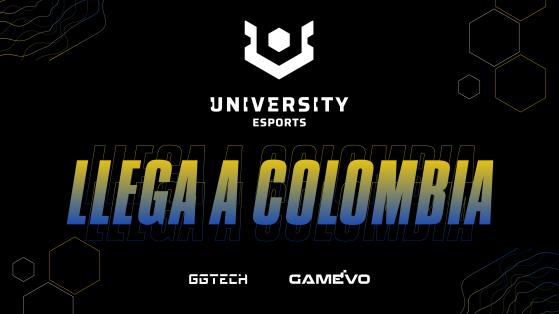 Los esports llegan a universidades colombianas con GGTech y GamEvo