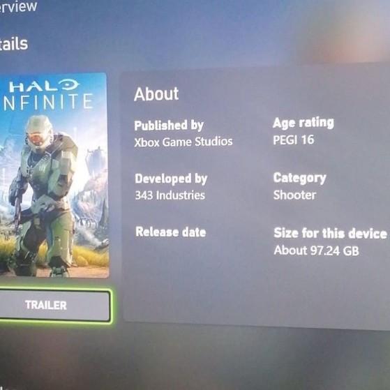 Vía SegmentNext - Halo Infinite