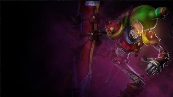 Singed, el primer personaje de la historia - League of Legends