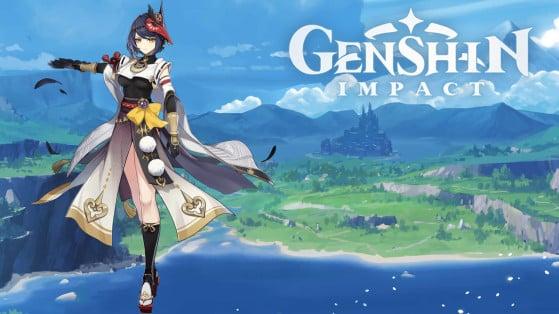 Genshin Impact: Guía de Kujou Sara, armas y conjuntos de artefactos