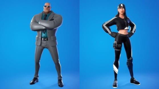 XS o XXL: el hitbox efectivo sigue siendo el mismo. - Fortnite : Battle royale