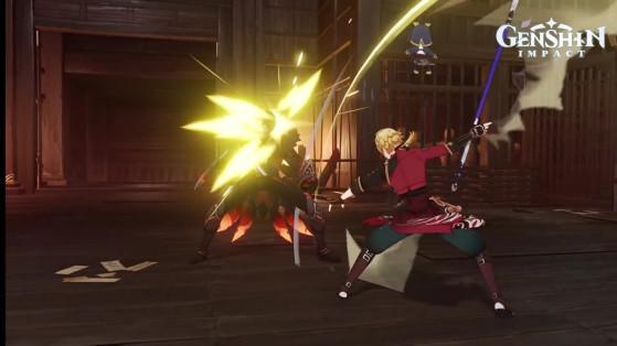 Genshin Impact 2.2: Llegan dos nuevas armas y una de ellas es de cinco estrellas