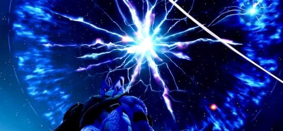 Fortnite: Los contenedores del Capítulo 2 están enviando jugadores a la órbita