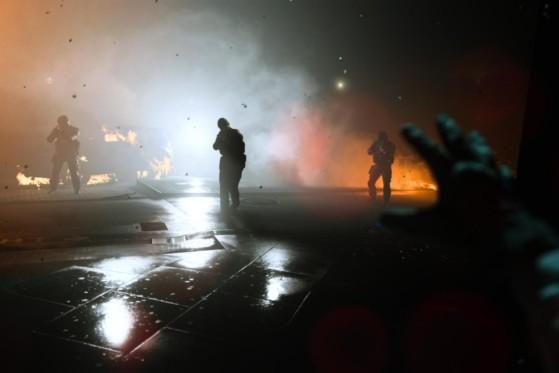 Call of Duty Modern Warfare: Primer DLC, Punto Caliente, mapas multijugador
