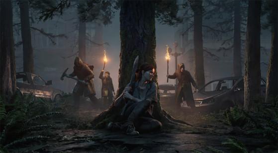Descarga el espectacular tema dinámico de The Last Of Us Parte II en tu PS4