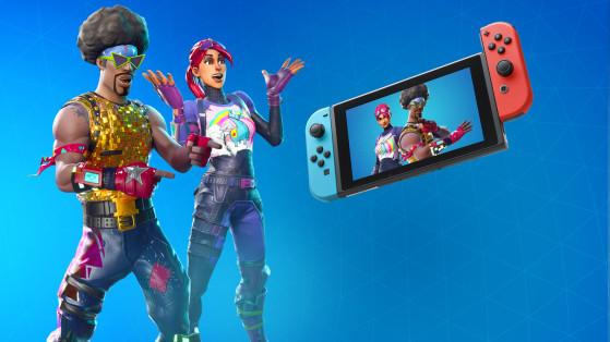 Fortnite: Uno de cada dos usuarios descargó el juego en Nintendo Switch