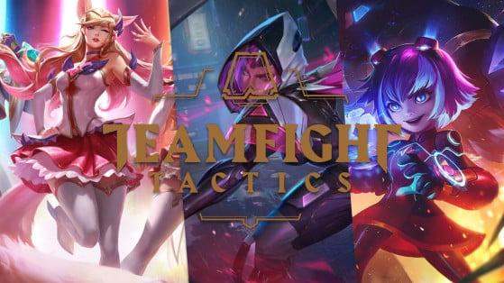 TFT Set 3: Campeones de Galaxias, la nueva temporada de Teamfight Tactics